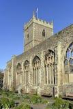 圣皮特圣徒・彼得` s教会,城堡公园,布里斯托尔 免版税图库摄影