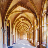 圣皮特大教堂,实验者内部  免版税库存图片