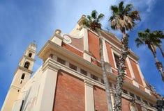 圣皮特教会 免版税图库摄影
