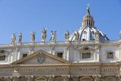 圣皮特的大教堂 免版税库存照片