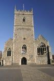 圣皮特的教会,城堡公园 免版税库存照片