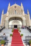 圣真正的Jeronimo El教会 免版税库存图片
