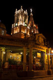 圣米格尔德阿连德教会 库存照片