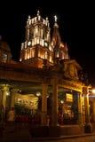 圣米格尔德阿连德教会 免版税库存照片