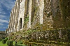 圣米歇尔山,诺曼底,法国 免版税库存照片