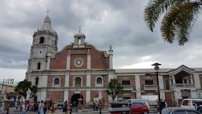 圣约瑟夫大教堂, Balanga市巴丹省,菲律宾 免版税库存照片