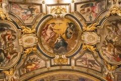 圣约瑟夫des carmes教会,巴黎,法国 库存图片