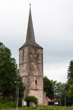 圣约翰和凯瑟琳教会  库存照片