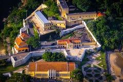 圣约翰堡垒  库存图片