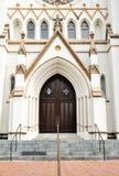 圣约翰大教堂大草原的,乔治亚浸礼会教友 库存照片