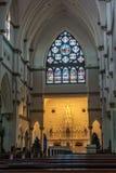 圣约翰大教堂浸礼会教友,查尔斯顿, SC 免版税图库摄影