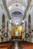 圣约翰大教堂浸礼会教友 免版税库存照片