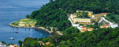 圣约翰岛堡垒  免版税库存照片