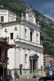 圣约翰教会浸礼会教友在普雷多雷,意大利 图库摄影