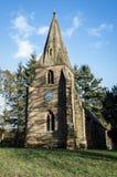圣约翰教会- Bilsdale -北约克郡-英国 免版税库存图片