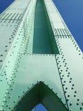 圣约翰斯桥梁波特兰俄勒冈 免版税库存图片