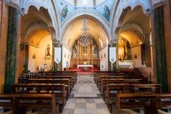 圣约翰浸礼会教友大教堂 库存图片