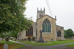 圣约翰浸礼会教友` s教会5, Wadworth,唐卡斯特,南约克郡 库存照片