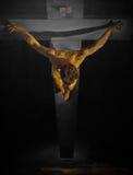 圣约翰的基督 免版税图库摄影