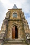 圣约翰的教会在里士满,塔斯马尼亚岛 免版税库存图片