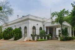 圣约翰的英国国教的教堂在Trichy 图库摄影