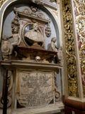 圣约翰Co大教堂在马耳他 免版税库存照片