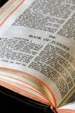 圣经判断系列 图库摄影