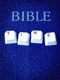 圣经时间 库存照片