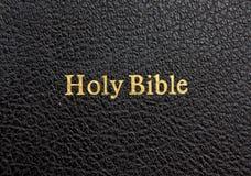 圣经盖子 免版税库存图片