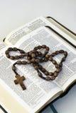 圣经研究 免版税库存图片