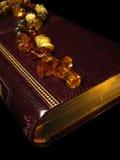 圣经金子 免版税库存图片