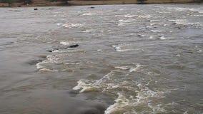 圣胡安河急流  影视素材