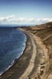 圣胡安海滩 免版税库存照片