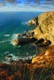 圣艾格尼丝峭壁  免版税库存照片