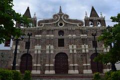 圣芭卜拉教会 免版税图库摄影