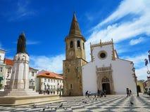 圣若昂巴普蒂丝塔教会 库存图片