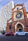 圣若瑟大教堂 免版税库存照片