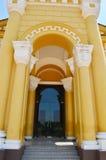 圣若瑟天主教,阿尤特拉利夫雷斯泰国 库存图片