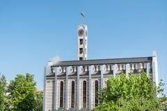圣若瑟,索非亚,保加利亚大教堂  免版税库存图片