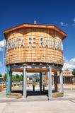 圣菲,新墨西哥,美国 库存图片