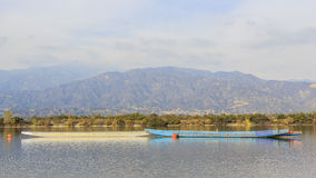 圣菲水坝度假区 图库摄影