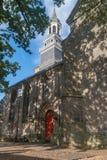 圣西门和Judas教会, Ootmarsum 免版税库存照片