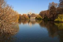 圣詹姆斯公园 库存照片