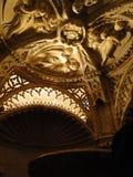 圣詹姆斯大教堂的细节在希贝尼克 图库摄影