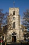 圣詹姆斯教会, Poole 免版税库存照片