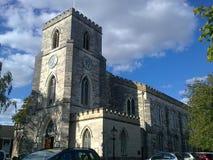 圣詹姆斯教会Poole 免版税库存照片