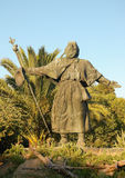 圣詹姆斯-孔波斯特拉的圣地牙哥 免版税库存照片