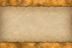 圣诞卡-模板背景 免版税库存照片