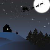 圣诞夜 库存图片