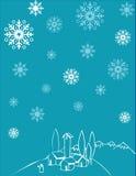圣诞夜 免版税图库摄影